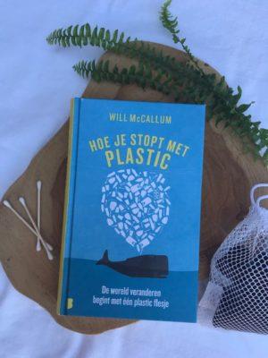 boek hoe je stopt met plastic