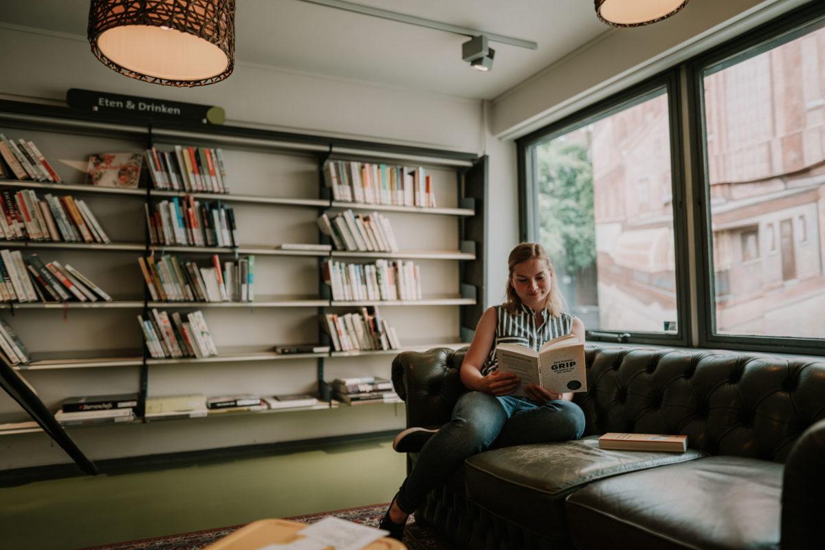 Tanja leest Grip, het geheim van slim werken